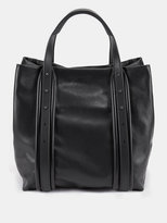 DKNY Soft Leather Convertible Tote