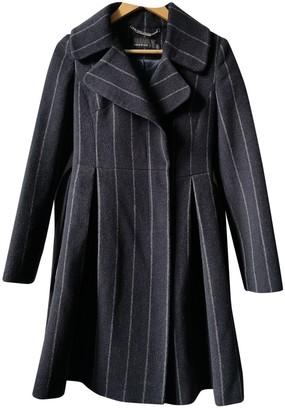 Karen Millen Multicolour Wool Coat for Women