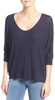 Splendid Women's Dolman Sleeve Top