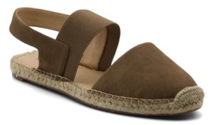 Adrienne Vittadini Women's Angelo Espadrille Flat Sandals Women's Shoes