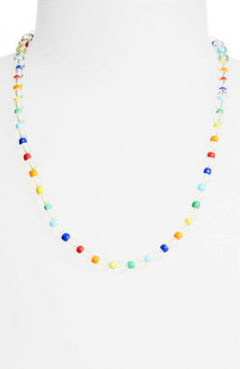 Aliou Lowell Beaded Necklace