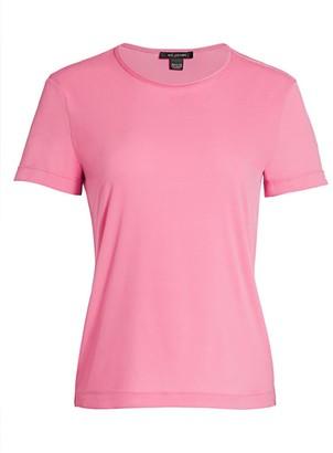 St. John Nuda Jersey T-Shirt