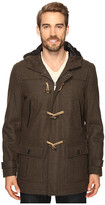 Nautica Wool Melton Toggle Coat