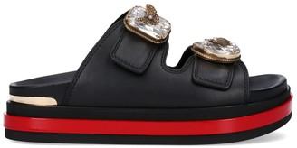 Alexander McQueen Jewel Sandals