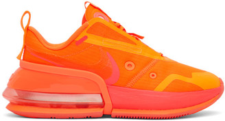 Nike Orange Air Max Up NRG Sneakers