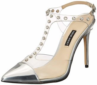 Nine West Women's Detailed Dress Pump