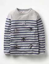 Boden Fun Breton T-shirt