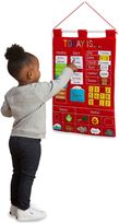 Alma's Designs Today Is Red Learning Wall Chart