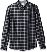 AG Adriano Goldschmied Men's Grady Long Sleeve Button Down Shirt