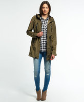 Superdry Sports Mac Coat