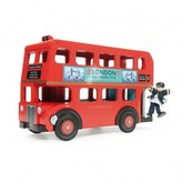 Le Toy Van London Bus and Conductor