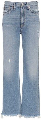 Rag & Bone Ruth High Waist Straight Leg Jeans