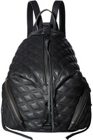 Rebecca Minkoff Quilted Medium Julian Backpack