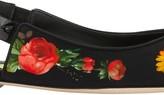 Dolce & Gabbana Flowers mix ballet pumps