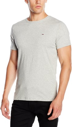 Tommy Jeans Men's Original Crew Neck Short Sleeve T-Shirt