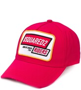 DSQUARED2 'riders' logo baseball cap
