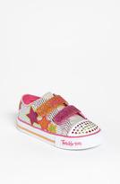 Skechers 'Shuffles' Light-Up Sneaker (Walker & Toddler)