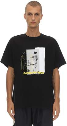 Daniel Patrick 94 B-BALL COTTON JERSEY T-SHIRT
