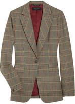 Rag & bone Houndstooth wool blazer