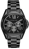 Michael Kors Access Bradshaw Black IP Stainless Steel Touchscreen Smartwatch