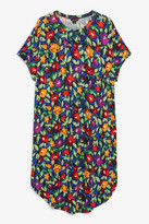Monki Oversized t-shirt dress
