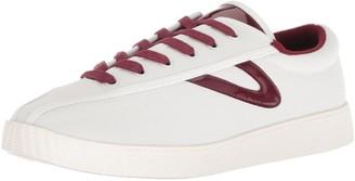 Tretorn Women's NYLITE28PLUS Sneaker Ivory 4.5 M US