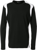 Y-3 crew neck jumper