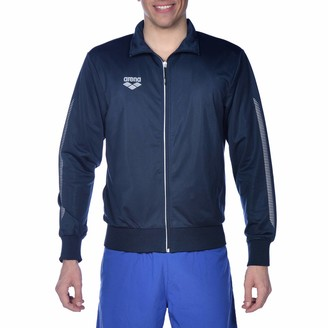 Arena Team Line Knitted Poly Tracksuit Lightweight Athletic Pants