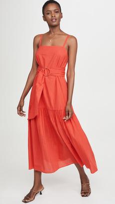 Nation Ltd. Anais Belted Sun Dress