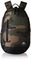 DC Unisex Adults' Trekker Casual Daypack Green Size: One Size
