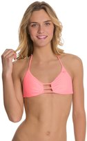 O'Neill Swimwear Salt Water Solids Triangle Bikini Top 8124565