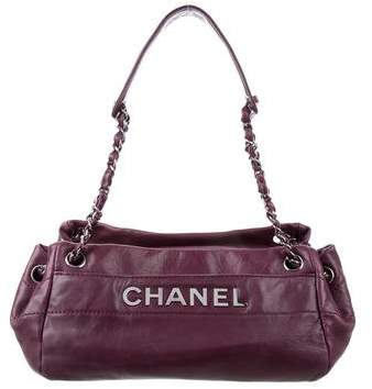 Chanel LAX Accordion Flap Bag
