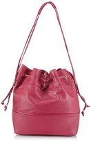 Buffalo David Bitton Womens BAG 1035-06 I.M. COW THIN Shoulder Pink Size: 34x32x17