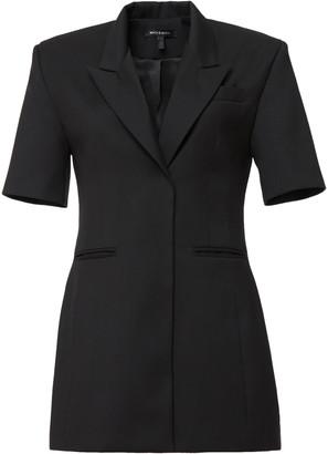 Mach & Mach Short Sleeved Blazer
