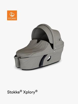 Stokke Xplory Carrycot, Brushed Grey