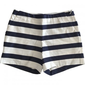 Brooks Brothers Multicolour Cotton Shorts for Women