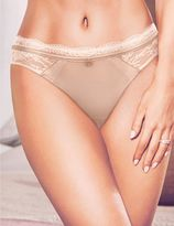 Marks and Spencer Silk & Lace Thong