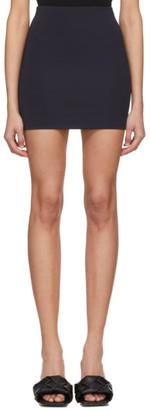 GAUGE81 Navy Malibu Miniskirt