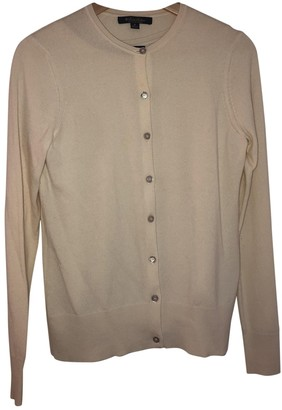 Brooks Brothers Beige Cashmere Knitwear for Women