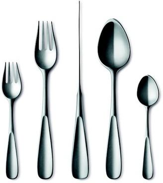 Georg Jensen Vivianna Stainless Steel Flatware Set/Set Of 5