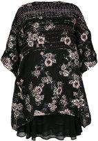 Talbot Runhof norela dress - women - Silk/Polyamide/Polyester/Metallized Polyester - 32