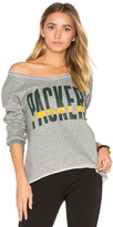 Junk Food Clothing Packers Sweatshirt
