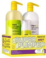 DevaCurl Super Pumped Wavy Hair Care Kit