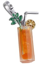Juicy Couture Iced Tea Drink Glass Charm
