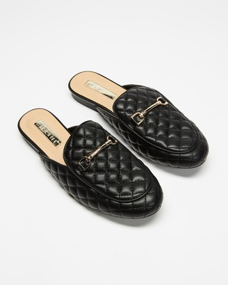 Billini - Women's Black Loafers - Orlando - Size 5 at The Iconic