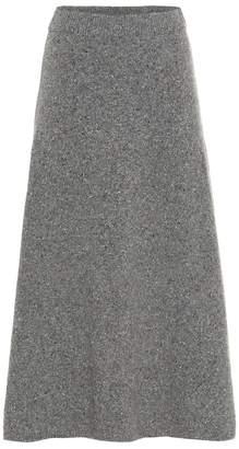 Joseph Wool midi skirt