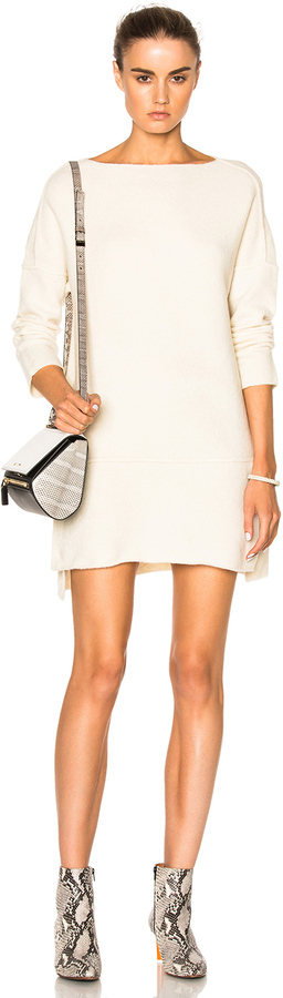 Soyer Boat Neck Tunic Sweater