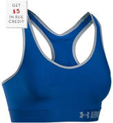 Under Armour Women's Armour Mid Sports Bra With $5 Rue Credit