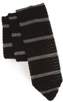 Michael Bastian Men's Stripe Knit Silk Tie