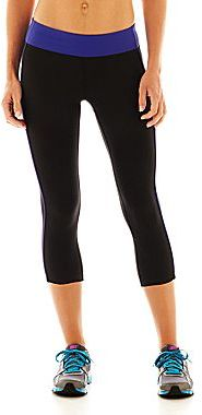 JCPenney XersionTM Fitted Capris